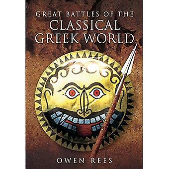 Stora striderna i den klassiska grekiska världen