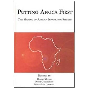 Putting Africa First: the Making of African Innovation Systems.