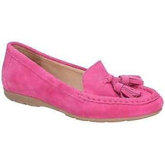 嘘 小狗 妇女 雏菊 滑 在 莫卡辛 平 休闲 鞋