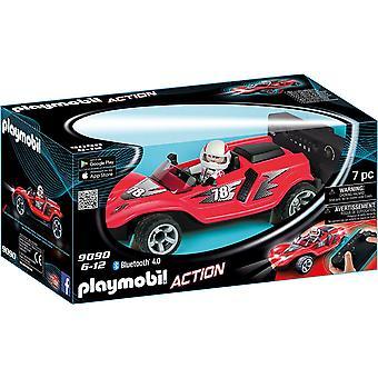 PLAYMOBIL 9090 akcji RC Rocket Racer