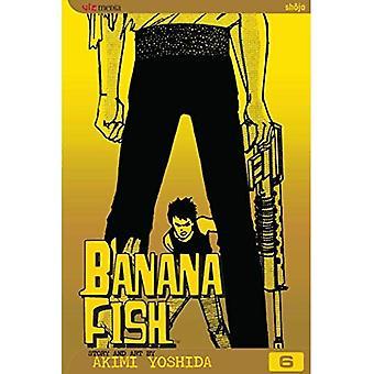 Banana Fish, Volume 6 (Banana Fish)