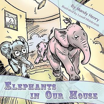Elefanter i huset vårt
