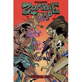 Zombie Tramp, volum 10: Blodig veien