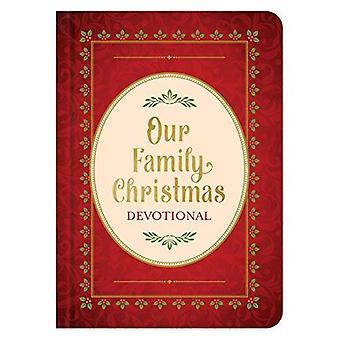 Onze familie kerst devotionele