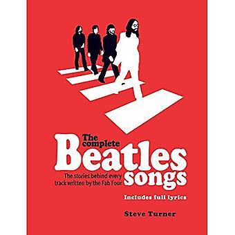 As canções dos Beatles completa