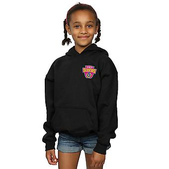 Ready Player One Girls Anti Sixers Breast Logo Hoodie