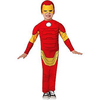 Iron Man Toddler Costume