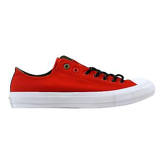 Converse Chuck Taylor All Star II 2 OX Signal Red 153539C Men's