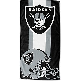 Northwest NFL beach towel Oakland Raider 76x152cm ZONE