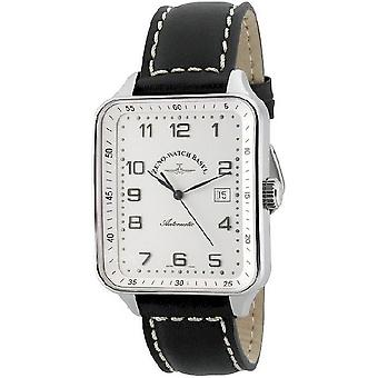 Zeno-watch Herre ur SQ retro automatisk 124-e2
