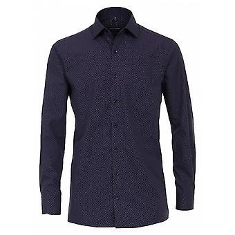 CASA MODA Casa Moda Dot Print Formal Shirt