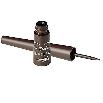 Barry M 3 X Barry M oog definiëren vloeibare eyeliner-cacao