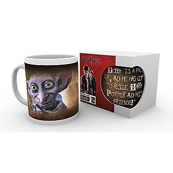 Harry Potter Dobby Boxed dricka mugg
