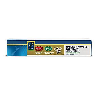 Manuka Health Propolis&MGO400 Manuka Honey Toothpaste + Tea Tree Oil 100g