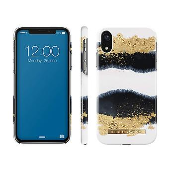 iDeal Of Sweden iPhone XR-Gleaming Licorice