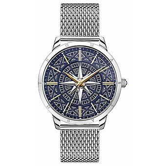 Thomas Sabo | Menn ' s Rebel Spirit kompass | Blå Dial | Mesh armbånd | WA0350-201-209-42