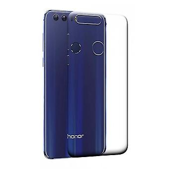 Casca de borracha transparente, Huawei Honor 8 Pro