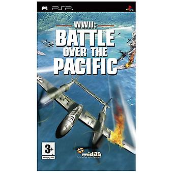 Battle Over The Pacific (PSP) - New