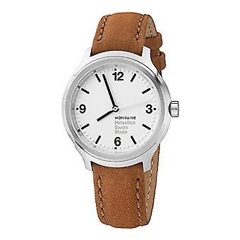 Mondaine Clock Unisex Ref. MH1. B3110. Lg