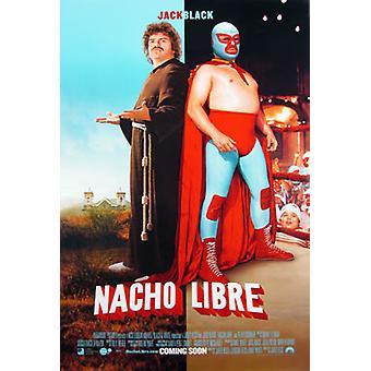 Nacho Libre (Doppelseitige reguläre N) Original Kino Poster