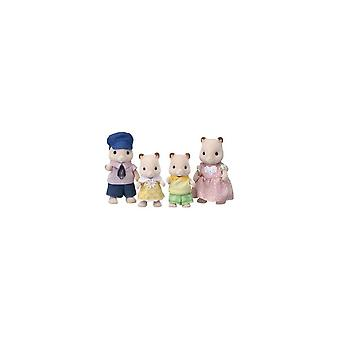 Sylvanian Families - Hamster Family  5121