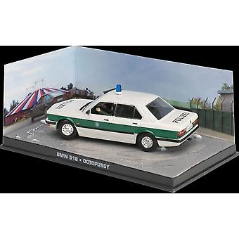 BMW 518 Diecast Model Car from James Bond Octopussy