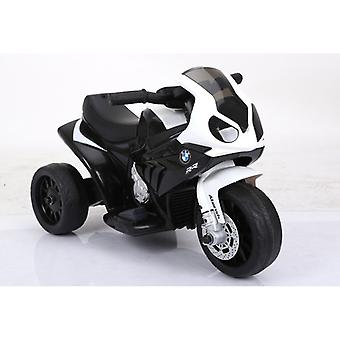 Electric children's motorcycle, tricycle model 188, licensed by BMW 6 V electric motor