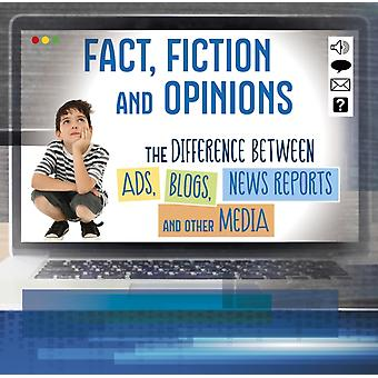 Fact Fiction and Opinions by Brien J. Jennings