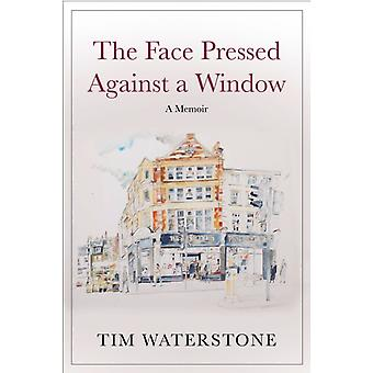Face Pressed Against a Window by Tim Waterstone