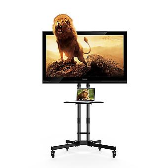 Fleximounts C06 Mobile Tv Cart LCD Ständer für 32-65 LCD LED Plasma Flat Panel