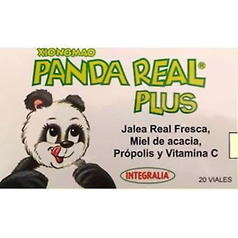 Integralia Panda Real Plus 20 Ampoules