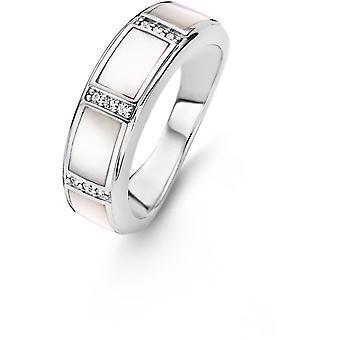 Anillo Ti Sento 12023MW - anillo plata anillo mujer