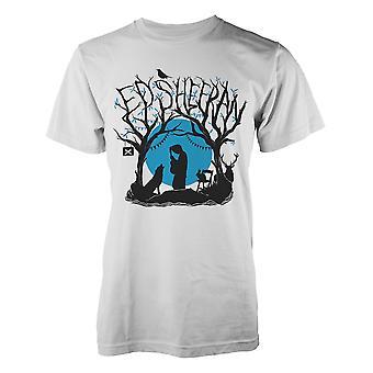 Ed Sheeran Forest Concert Rock camiseta oficial