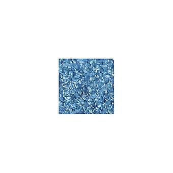 Regenboog stof suiker kristallen 50g Sparkle hagelslag BABY blauw