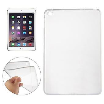 For iPad mini 4 Case,Modern Transparent High-Quality Grippy Shielding Cover