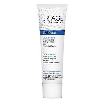 Uriage Bariéderm Cica-Cream with Copper-Zinc 100ml