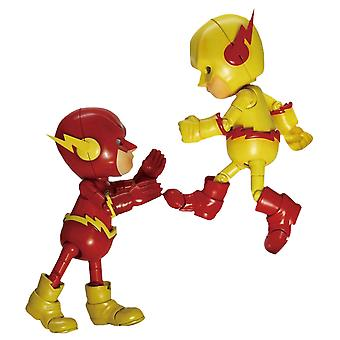 De Flash Battle 2 Pk Hybrid Metal Figuration