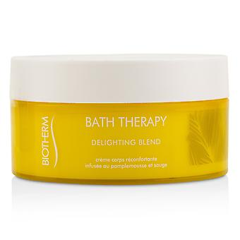 Bath therapy delighting blend body hydrating cream 221770 200ml/6.76oz