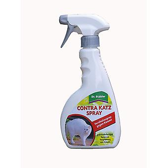DR. STÄHLER Contra Katz Spray, 500 ml