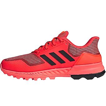 adidas Performance Mens Adipower Hockey Training Trainers Sneakers - Orange
