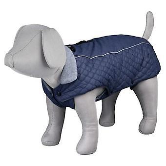 Trixie Niebieski płaszcz Marne (psy, pies odzież, płaszcze i peleryny)