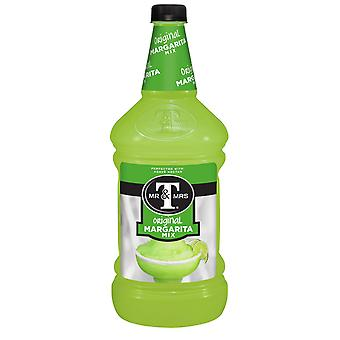 Mr And Mrs T Margarita Mix Plastic - ( 1 Lt X 6 Bottiglie )