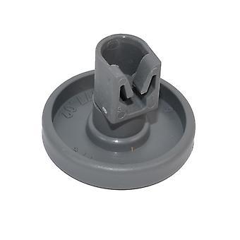 Lavavajillas gris cesta inferior rueda de rack para AEG Electrolux Zanussi