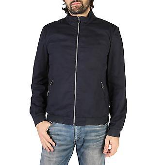 Geox Original Men Spring/Summer Jacket - Blue Color 56791