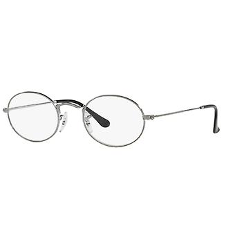 Ray-Ban RB3547V 2502 Gunmetal Glasses
