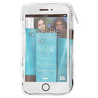 Selfie tan'n go sunless mini travel kit, 1 kit