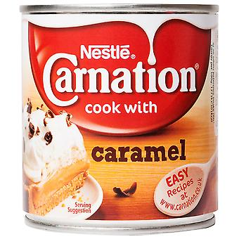 Nestle Carnation Caramel Condensed Milk