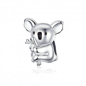 Sterling Silver Charm Koala - 6250