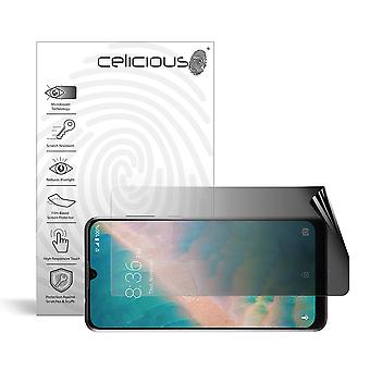 Celicious Privacy 2-Way Landscape Anti-Spy Filter Screen Protector Film Compatible with ZTE Blade 10