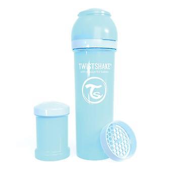 Twistshake Baby bottle 330ml Pastel Blue